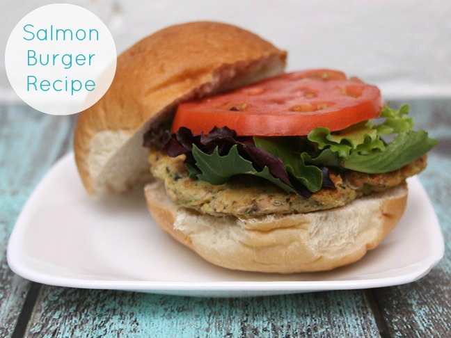Salmon burger final w text