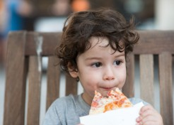 Study: American Kids Need to Cut Back on Pizza — Like, Now