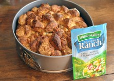 Ranch & Bacon Monkey Bread Recipe