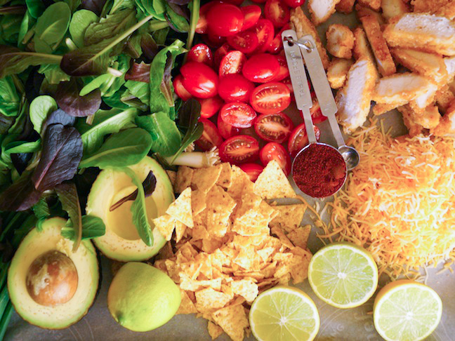 Crispy-Southwestern-Chicken-Salad-with-Chili-Lime-Vinaigrette2