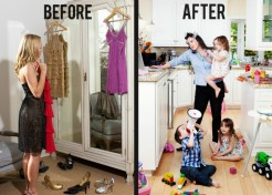 A Night Out Dancing 'Back Then' vs. Now As a Mom