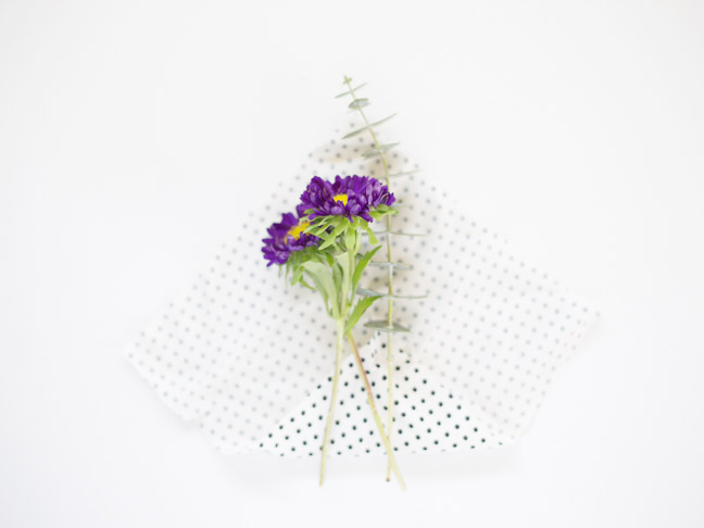 purple-flowers-polka-dot-fabric
