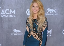 First Photo: See Shakira's New Baby Boy
