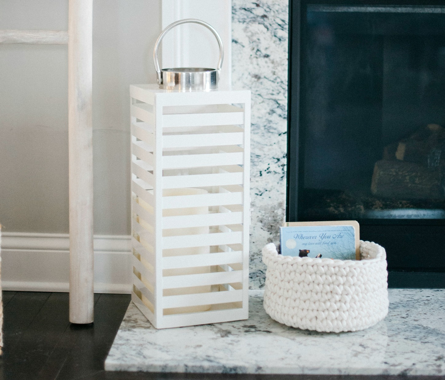 Chic baskets to keep your home clean