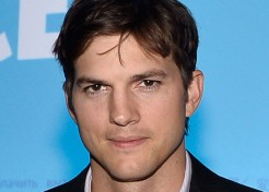 Ashton Kutcher: Why Aren't There Changing Tables in Men's Restrooms?!