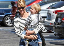 Celeb Mom Style Crush: January Jones Style – Get the Look
