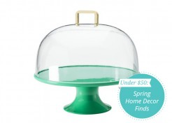 Six Bright and Lovely Spring Home Decor Finds Under $50