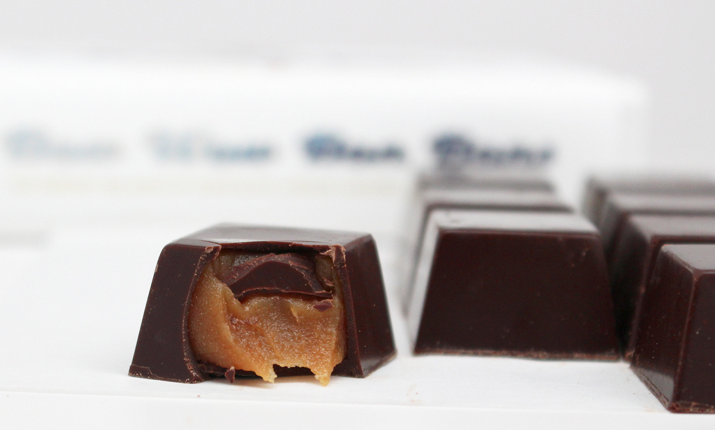 Rescue Chocolate's salted chocolate bon bons for Mother's Day
