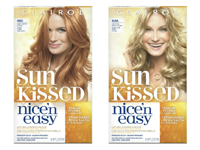 Clairol Sun Kissed Final