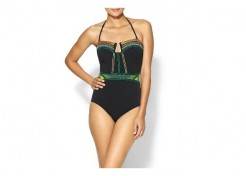Flattering One-Piece Bathing Suits