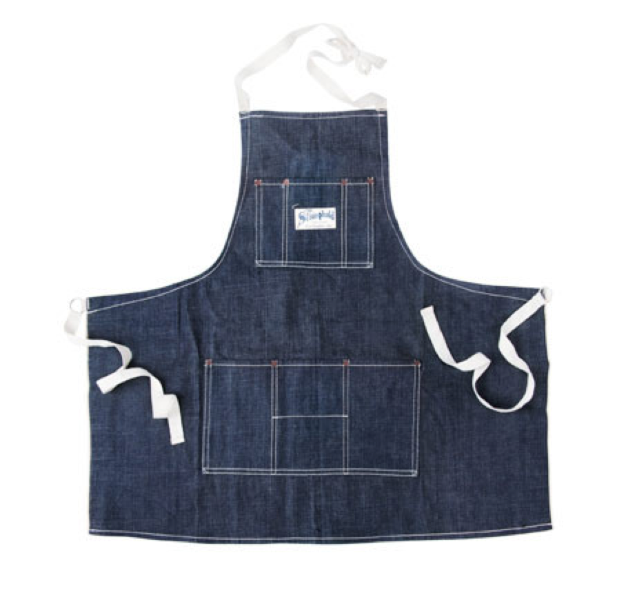 The Stronghold Shop Apron