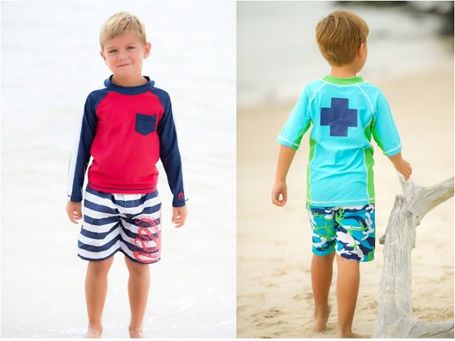 cabana life little boys rashguards w spf_opt