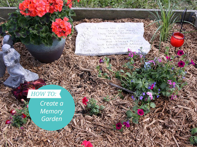 Memory Garden Ideas best 25 memorial gardens ideas on pinterest memorial garden stones memorial stones and unique garden decor Create A Memory Garden Final 1