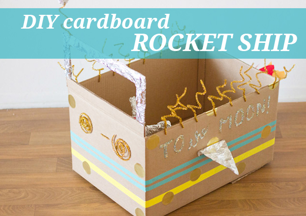 diy-cardboard-rocket-ship