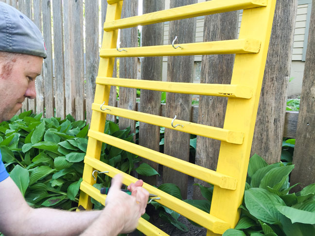 How To Diy A Vertical Herb Garden For Under 100