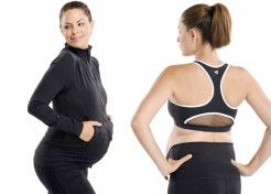 Chic Maternity Workout Gear for Your Entire Pregnancy (& Beyond)