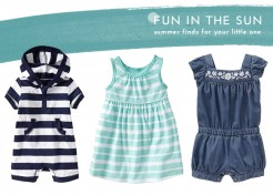Adorable Picks from Old Navy's Baby Summer Style