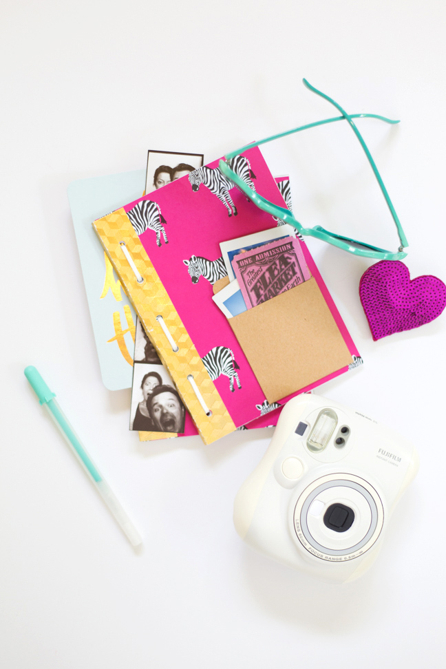 pink-travel-journal-gold-binding