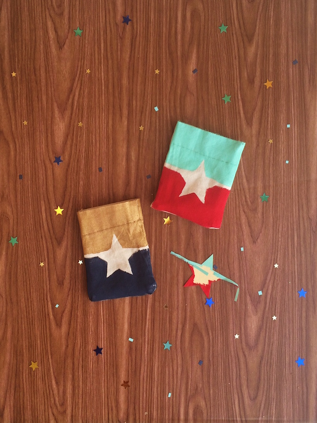 DIY Star Spangled 4th of July Favor Boxes | Shauna Younge