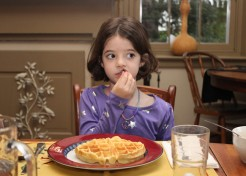 Why I Let My Daughter Be a Picky Eater