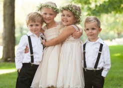 Your Guide to Summer Wedding Attire for Kids