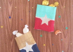 DIY Star Spangled Fourth of July Favor Bags