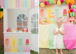 On Trend: Popsicle-Themed Party Ideas & Inspiration