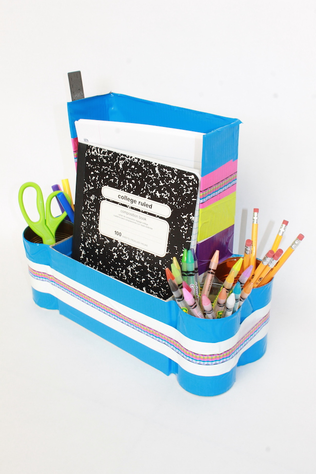DIY Homework Station: