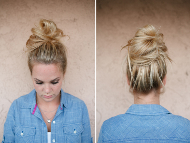 10 Easy Ways To Put Your Hair Up That Aren T A Ponytail