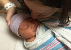 Forgiving My Body (& Myself) After My C-Section