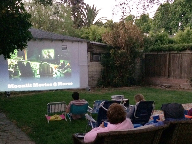 best projectors for outdoor movies