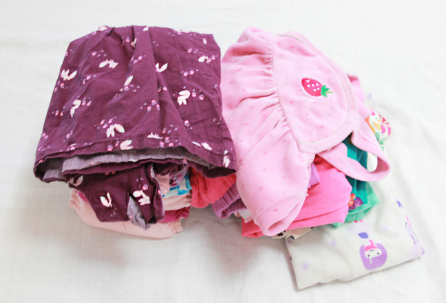 packingchildrensclothing