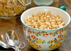 All-Natural Homemade Puffed Rice Cereal Recipe for Babies
