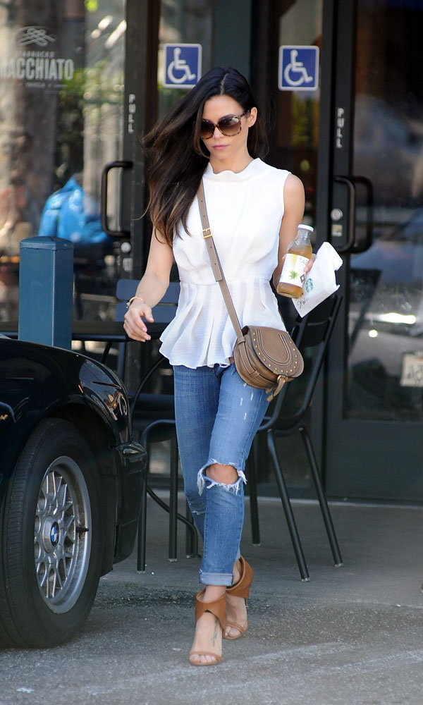 Jenna Dewan Tatum out and about in West Hollywood