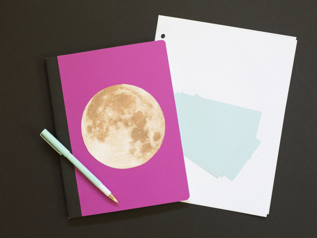 diy-full-moon-notebook