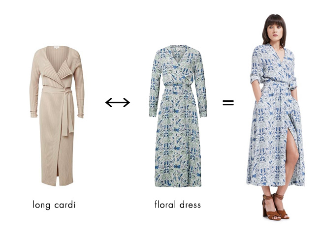 5 easy wardrobe swaps for summer