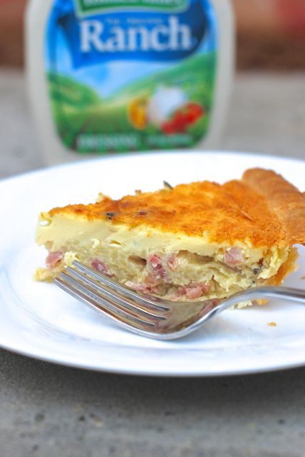 Hidden Valley Ranch Quiche 3
