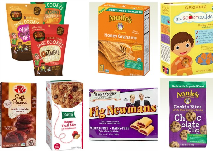 favourite store bought cookies for kids