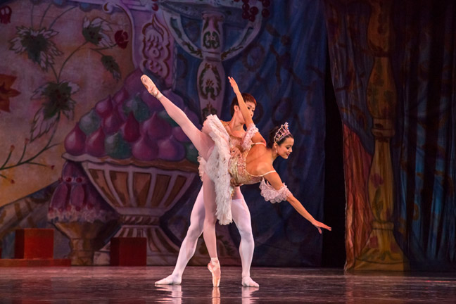 The Nutcracker, Pas de Deux