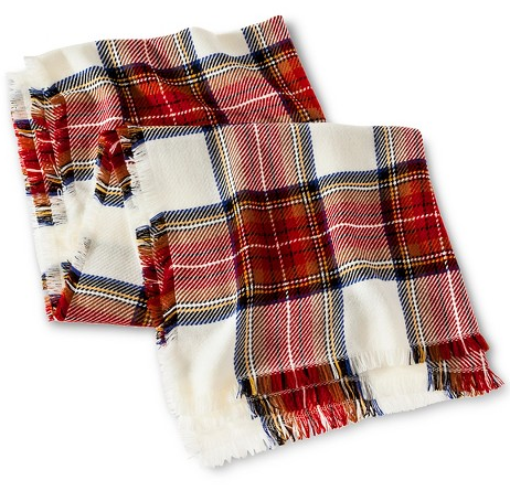 best_plaid_blanket_scarf_for_winter