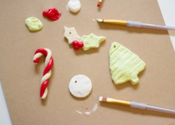 DIY Salt Dough Ornaments