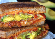 Best-Ever Avocado Grilled Cheese Sandwich Recipe