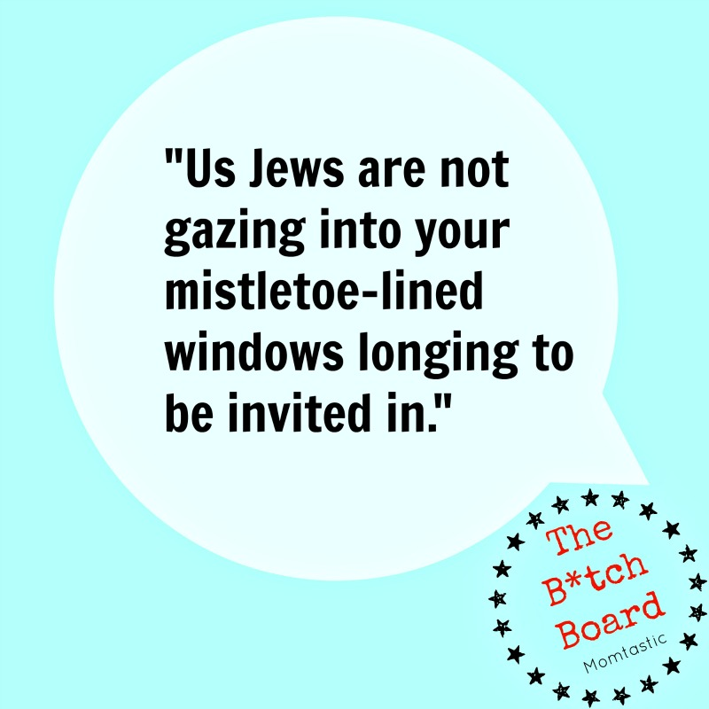 My Jewish Kids Aren't 'Missing Out' Because We Don't Celebrate ...