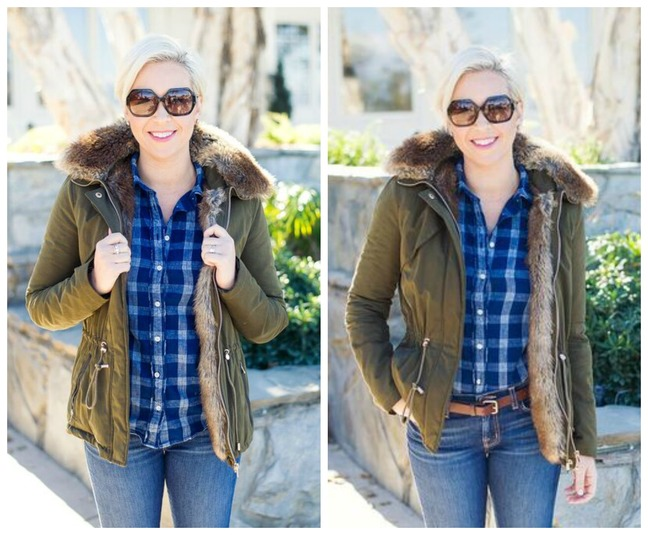 How to layer without looking pregnant