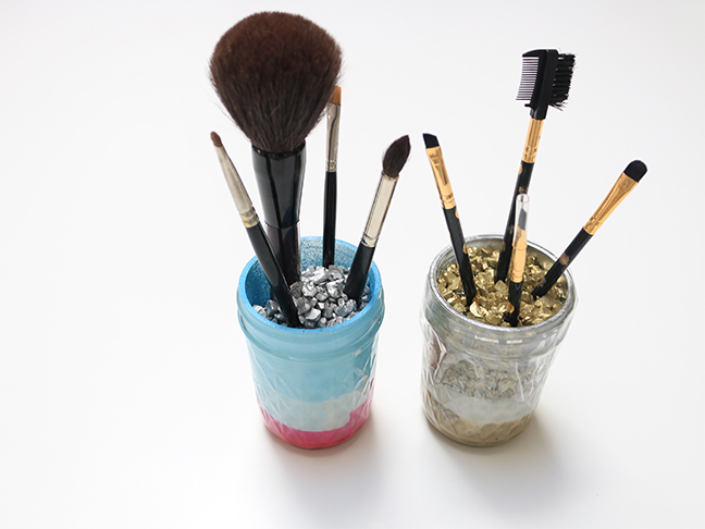 DIY Makeup Brush