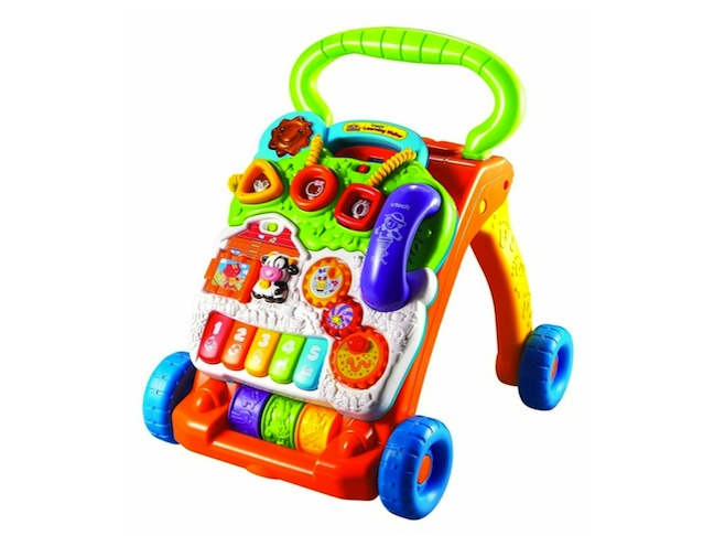 The VTech Sit-to-Stand Learning Walker