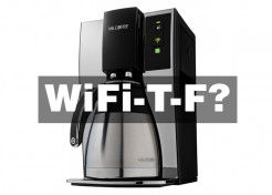 Do You REALLY Need a WiFi Coffee Maker? Why We're Not Ready for the Connected Home