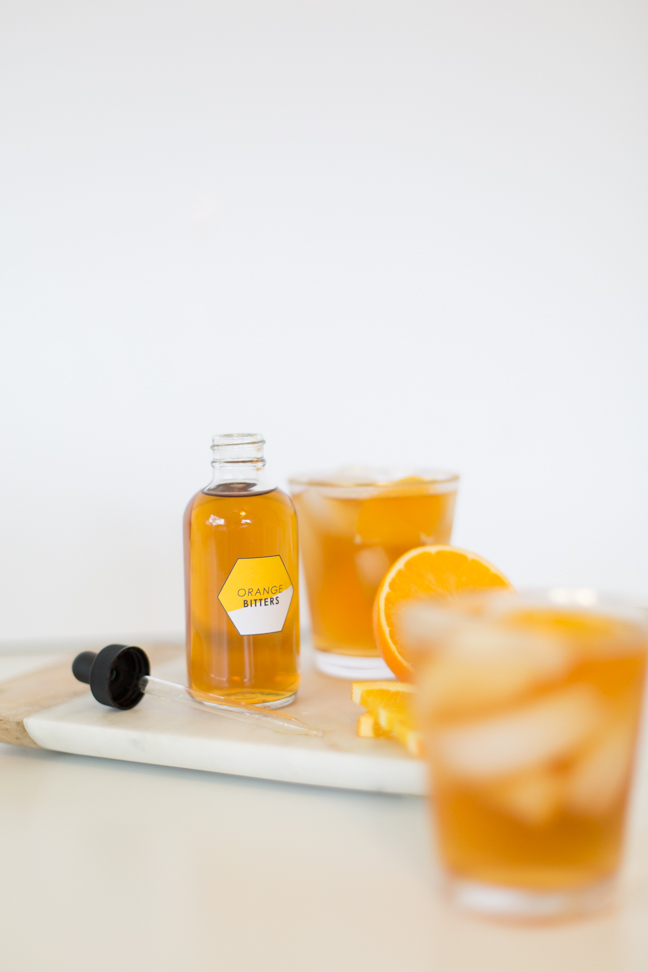 dropper orange cocktails