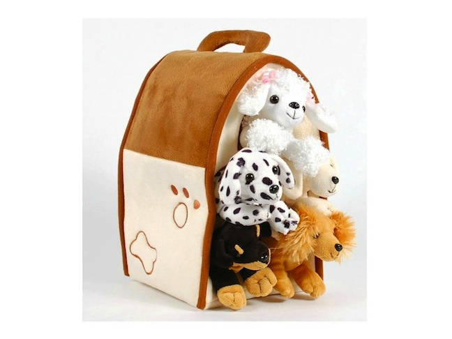 Plush Doghouse