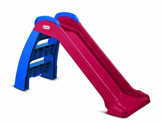 Fold-Up Slide from Little Tikes